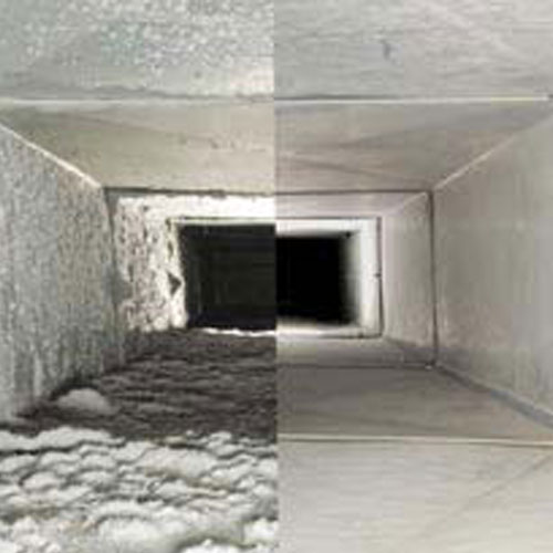 Duct Cleaning with expert care
